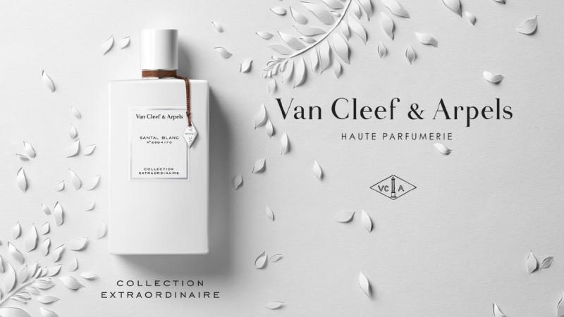 Santal Blanc by Van Cleef & Arpels Review 1