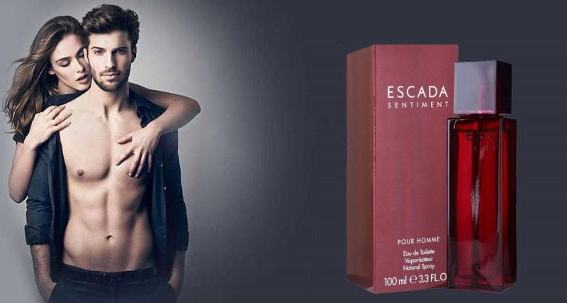 Sentiment for Men by Escada Review 1