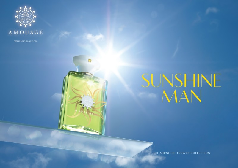 Sunshine Man by Amouage Review 1