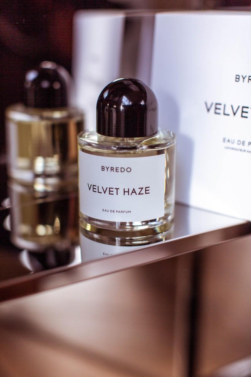 Velvet Haze by Byredo Review 2