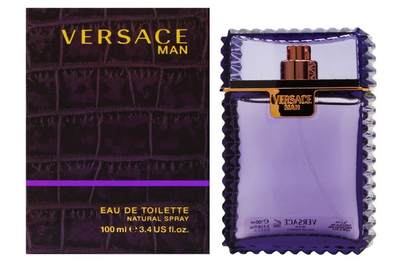 Versace Man by Versace Review 1