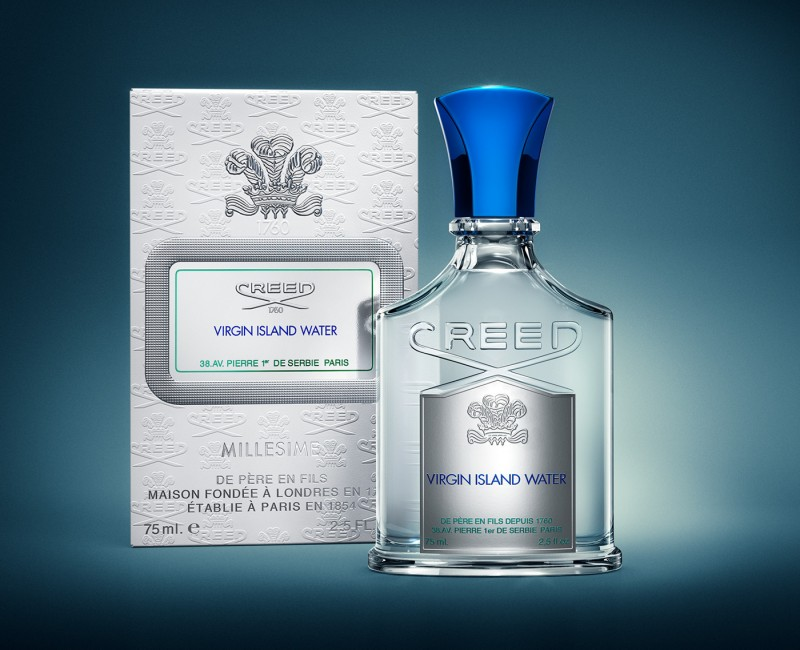 Virgin Island Water by Creed Review 1