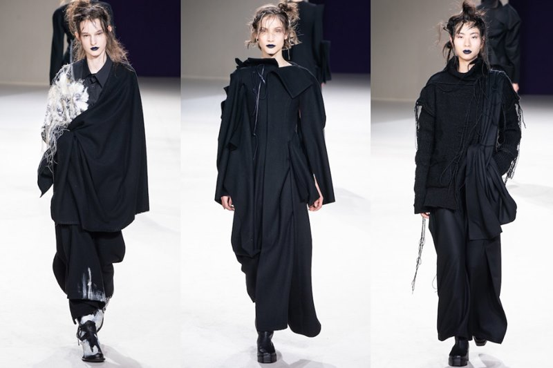Yohji-Yamamoto-Fall-2019-Ready-To-Wear-Collection-Featured-Image