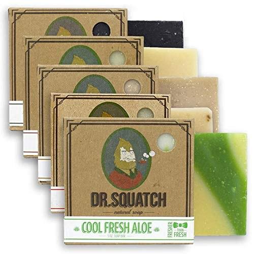 Dr. Squatch Natural Bar Soap 1