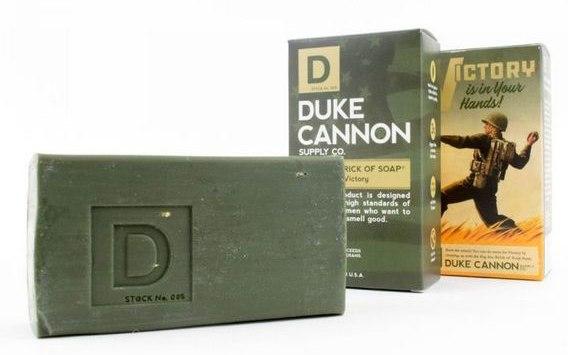 Duke Cannon's Men's WWII Era Big Brick of Soap 2
