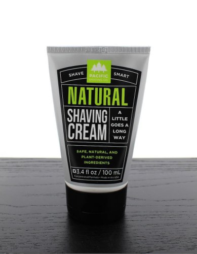 Pacific Shaving Co. Natural Shave Cream 1